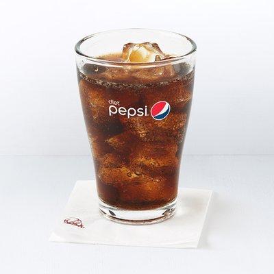 Regular Diet Pepsi