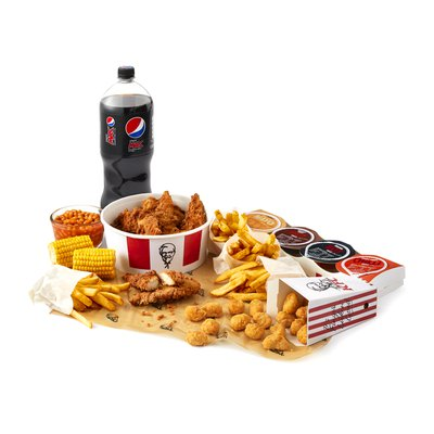 8 Piece Dipping Boneless Feast