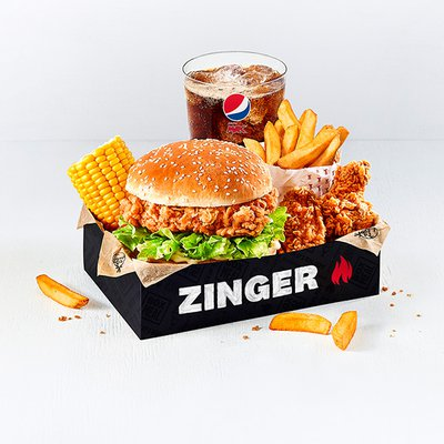 Zinger® Box Meal