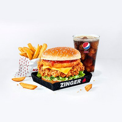 Zinger® Tower Meal