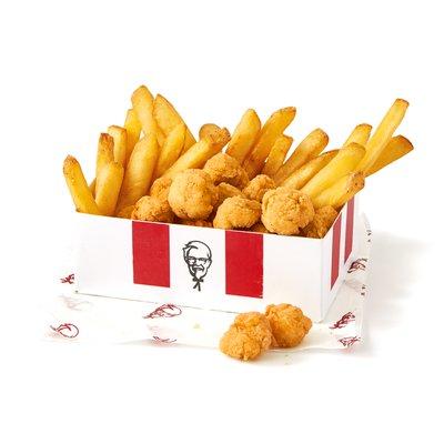 Snack Box Popcorn Chicken